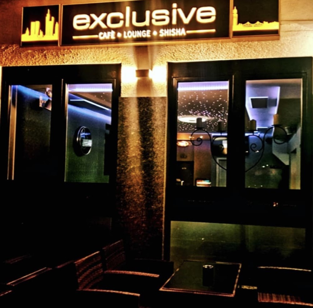 Exclusive Lounge